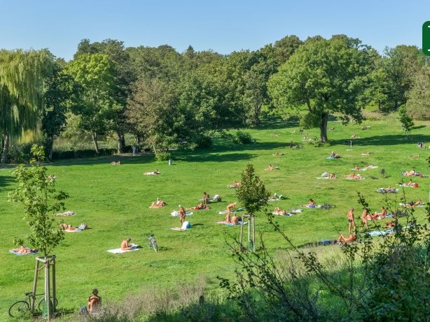 Best of Berlin: Die 10 schönsten Grünanlagen in Berlin