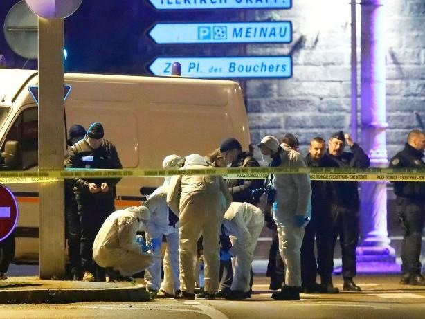 Anschlag: Straßburg: Verdächtiger bei Einsatz von der Polizei getötet