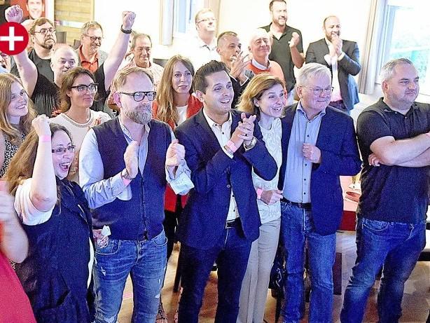 Bundestagswahl: Ennepe-Ruhr und Hagen: Schisanowski gewinnt die Wahl