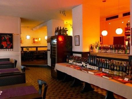 Köstliche Weine im unauffälligen Berliner China-Restaurant Hot Spot