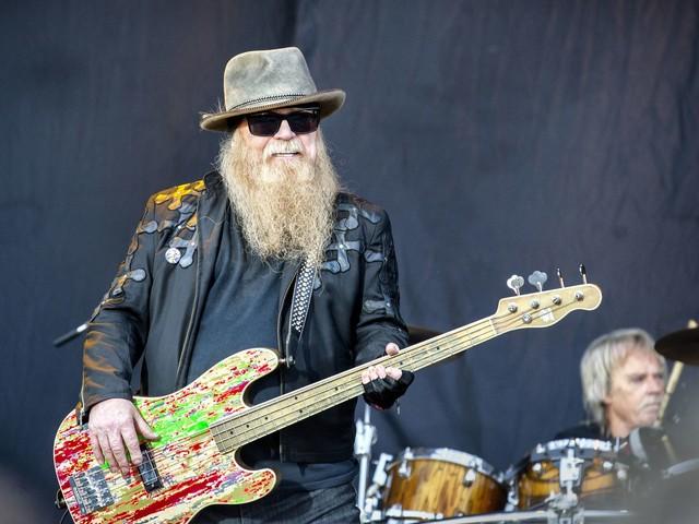 Dusty Hill: Rock-Welt reagiert auf den Tod des ZZ-Top-Bassisten