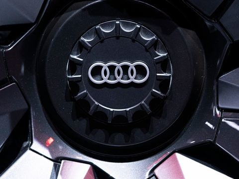 Audi nach starkem ersten Halbjahr vorsichtiger
