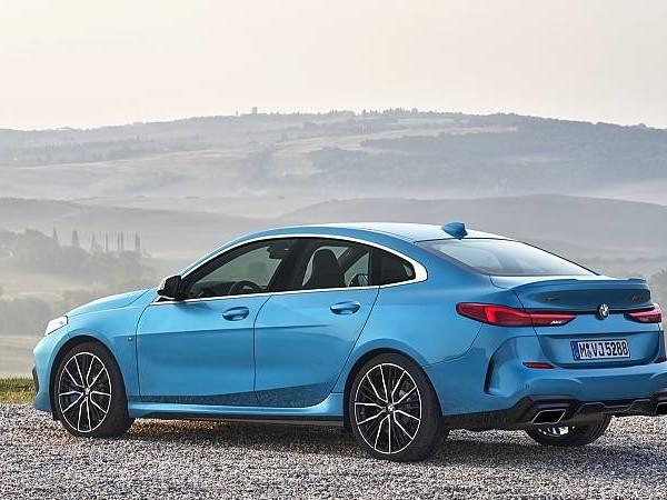 BMW 2er Gran Coupé: Spaß für vier