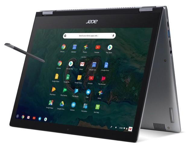 Acer Chromebook Spin 13 und Chromebook 13 vorgestellt