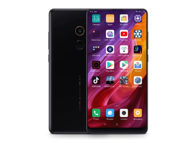 Xiaomi Mi Mix 2 im Test!