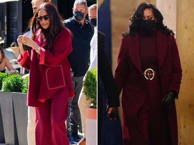 Herzogin Meghan: Wurde sie von Michelle Obama inspiriert?