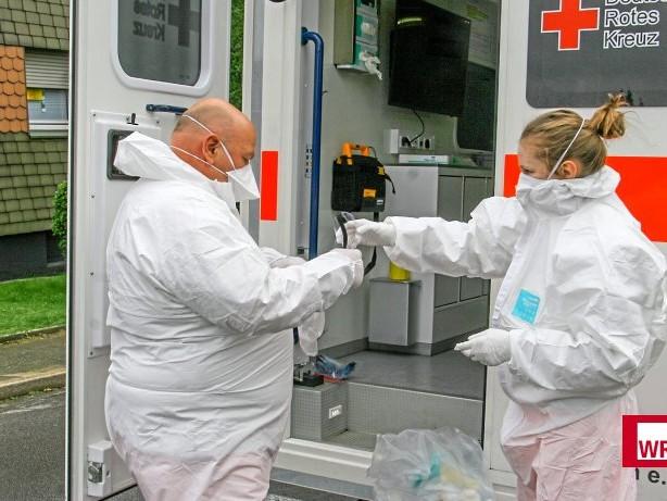 Coronavirus: Corona: Im Kreis ist nun auch ein Corona-Testmobil unterwegs