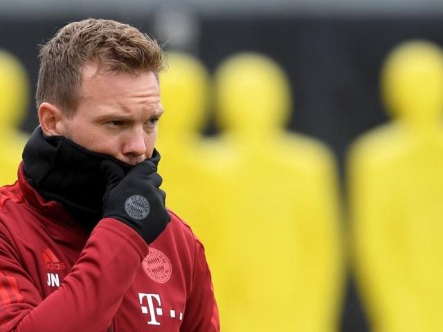 Bayern-Trainer Nagelsmann nach positivem Corona-Test isoliert