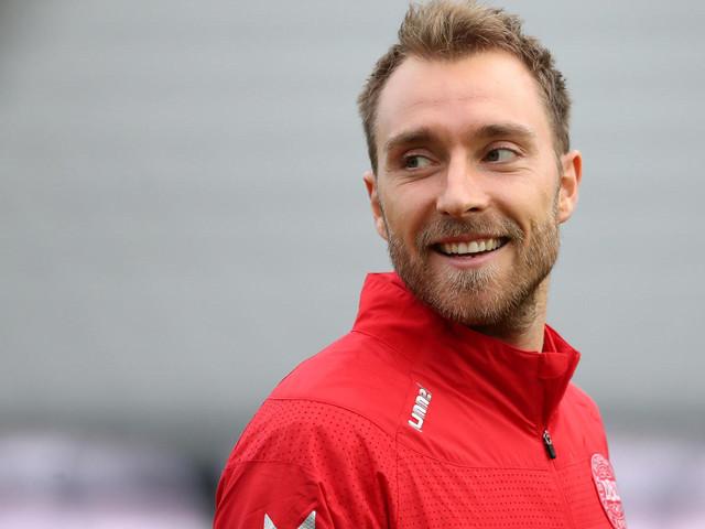 EM 2021   News: Eriksen schreibt nächste Nachricht an dänisches Team