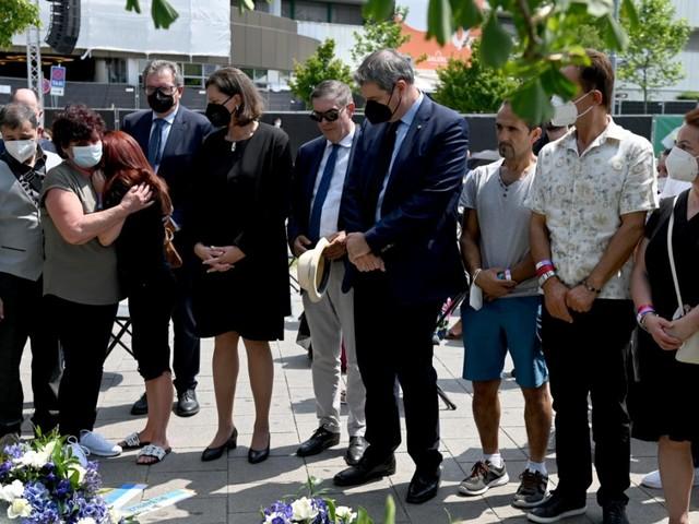 """Fünf Jahre nach OEZ-Anschlag: """"Wir sind hier. Sie sind nicht allein"""""""