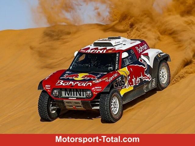 """Rallye Dakar 2021: zu """"80 bis 90 Prozent"""" neue Route vorgestellt"""