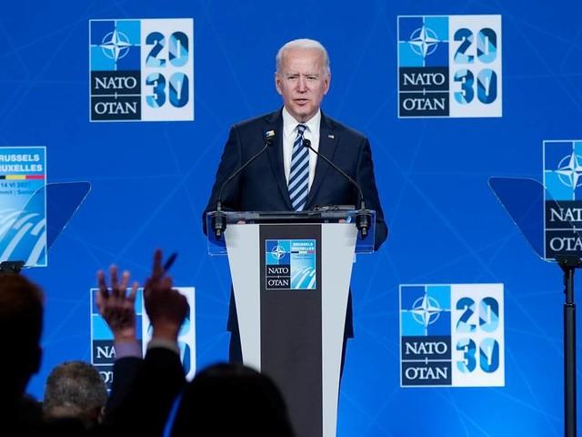 """Biden will Putin rote Linien aufzeigen und nennt ihn einen """"würdigen Gegner"""""""