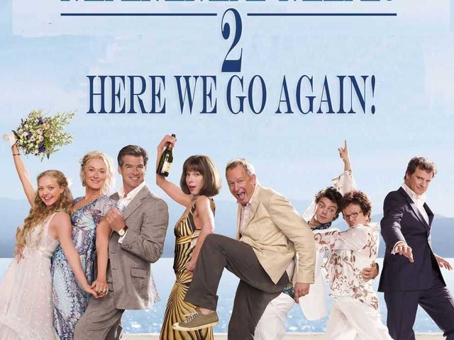 "Video: Der wundervolle ""Mamma Mia! Here We Go Again""-Trailer"