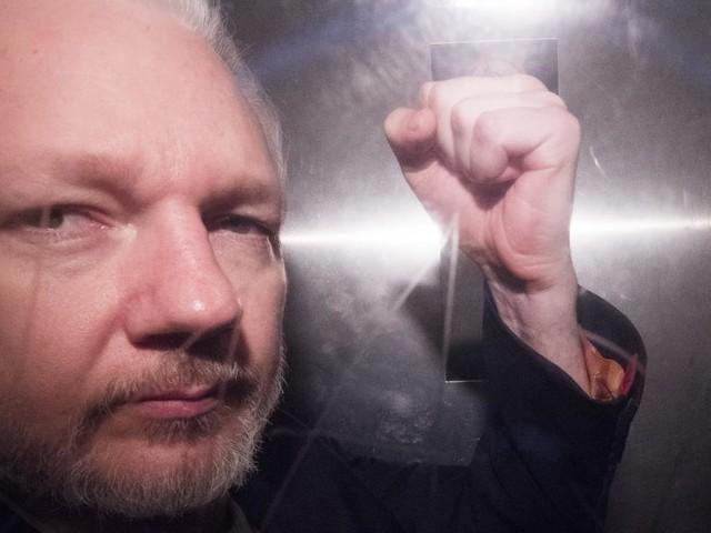 """Assange-Auslieferung? """"Es geht um die Zukunft der Pressefreiheit"""""""