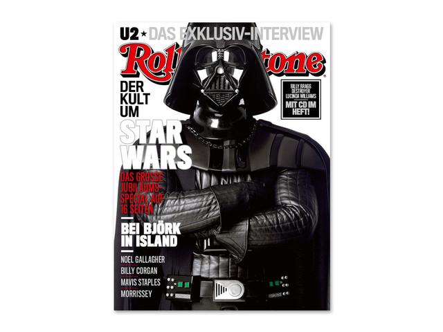 "ROLLING STONE im Dezember 2017 – Titelthema: ""Star Wars"""