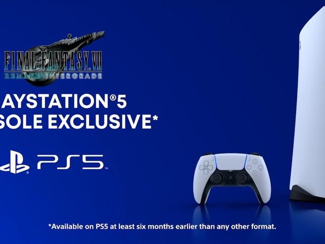 Final Fantasy 7 Remake Intergrade: PlayStation-Exklusivität bis Dezember 2021 verlängert