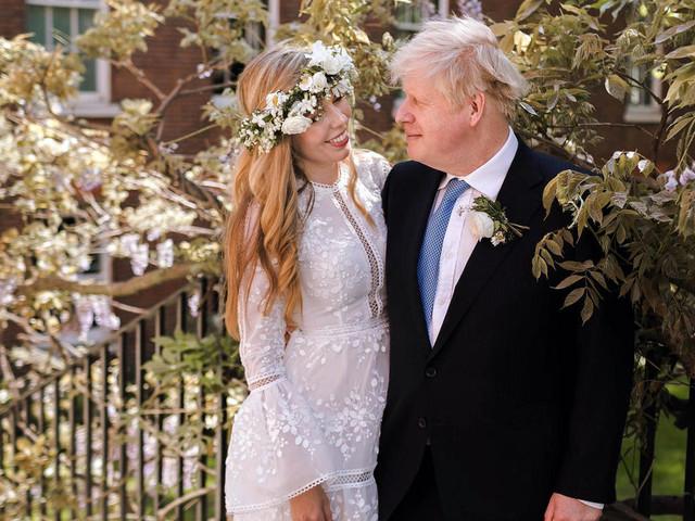 Geheime Hochzeit: Diese Frau hat Boris Johnson das Jawort gegeben