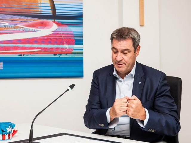 Bundestagswahl: Warum sich Markus Söder sorgt, dass die Union in der Opposition landen könnte