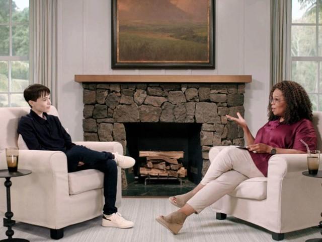 """Elliot Page bei Oprah: Transition ist """"befreiender Prozess"""""""