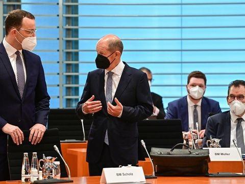 """Bundestagswahlkampf: Union kritisiert Scholz für Begriff """"Versuchskaninchen"""""""