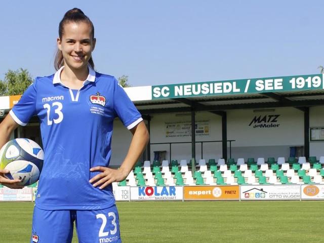 Patricia Koch ist Fußballpionierin in Liechtenstein