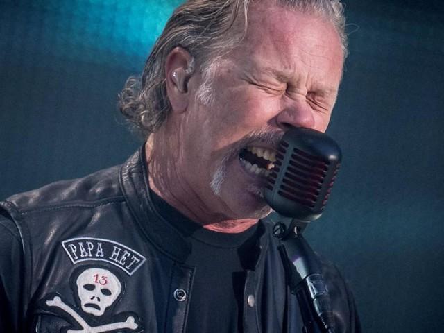 Metallica in Wien: Weil Metal ist das Leiwandste