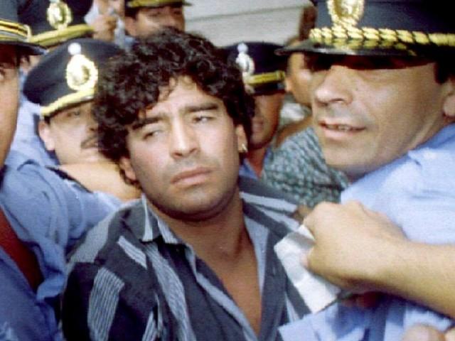 """""""Fühle mich nicht wohl"""": Wie Maradona sich und seine Familien zerstörte"""