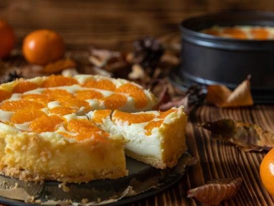 Rezept: Saftiger Quark-Kuchen mit Orangen für jede Jahreszeit
