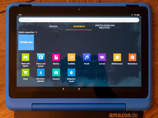 Amazon Fire HD 10 Kids Pro: Kinder-Tablet im Praxis-Test