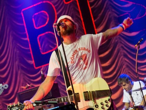 Konzert in Berlin: Beatsteaks feiern im Admiralspalast ein furioses Comeback