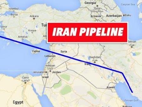 Israel dorht dem Libanon wegen Gasfelder