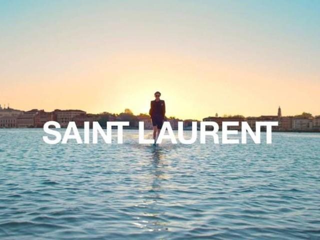 Video: Saint Laurent Frühling/Sommer 22