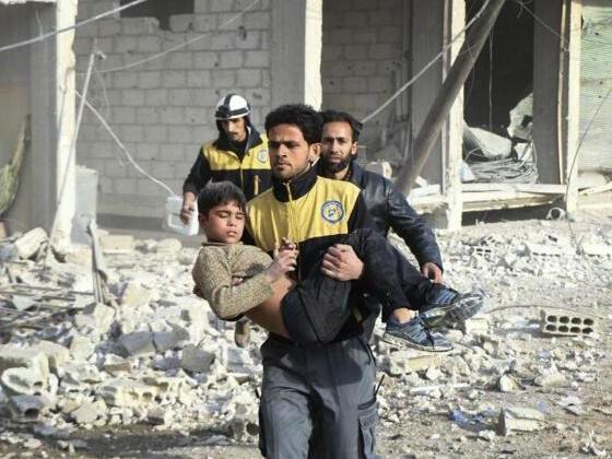 Trotz UN-Resolution: Neue Angriffe auf syrisches Ost-Ghuta