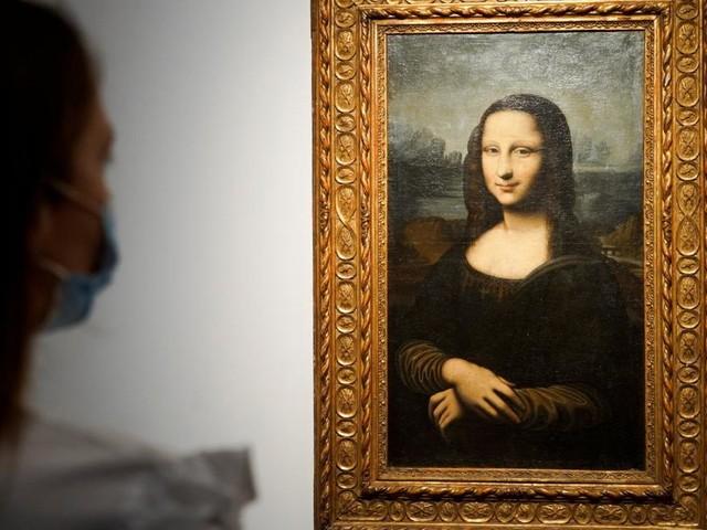 Mona-Lisa-Kopie für fast drei Millionen Euro versteigert