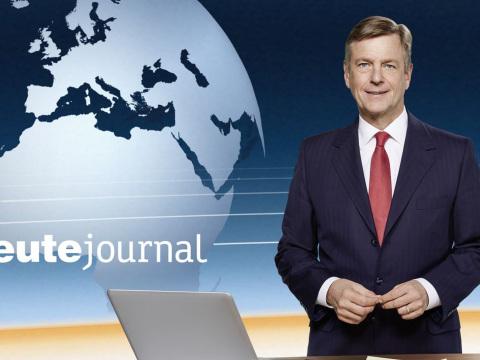Nach 19 Jahren beim ZDF: Claus Kleber verlässt das heute-journal