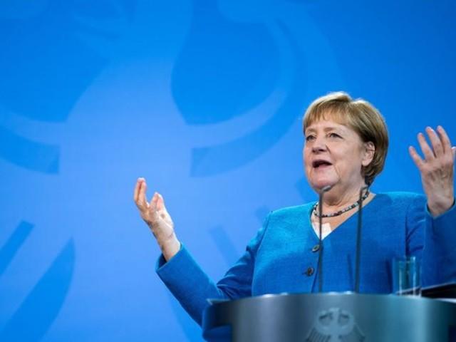 Merkel schwärmt auf Abschiedstour von ihrem Wahlkreis