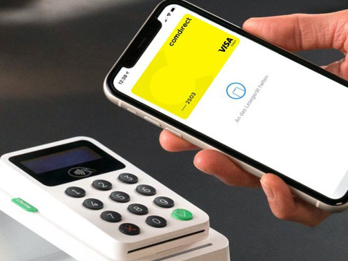 Comdirect startet neues App-Girokonto mit Apple Pay