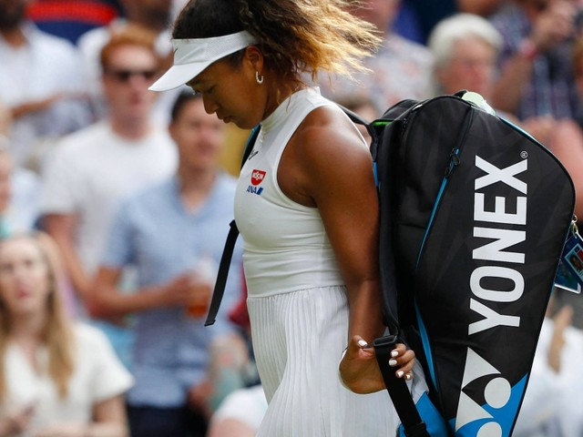 Nach Rafael Nadal: Auch Naomi Osaka verzichtet auf Wimbledon