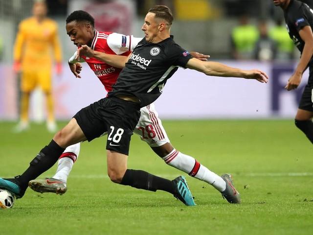 Sport kompakt: Eintracht verliert zum Europa-Auftakt - Gladbach blamiert sich gegen Außenseiter