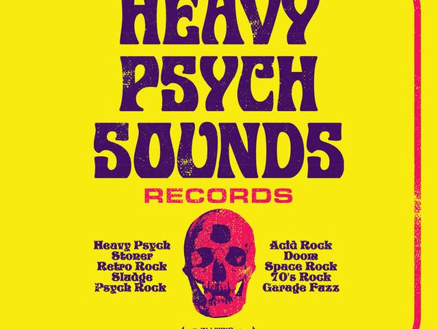 Heavy Psych Sounds veröffentlicht neuen Label-Sampler, exklusive Abo-Beilage in VISIONS