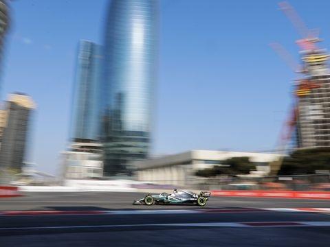 Formel 1: Das muss man zum Großen Preis von Aserbaidschan wissen