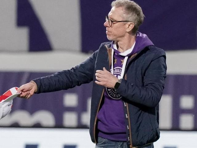 """Nach Austria-Gala gegen den WAC: """"Das ringt mir Respekt ab"""""""
