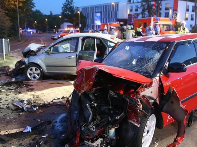 Führerschein-Neulinge lieferten sich illegales Autorennen
