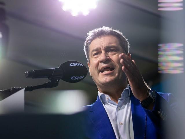 Bundestagswahl: Rief Markus Söder zu Wählertäuschung auf?