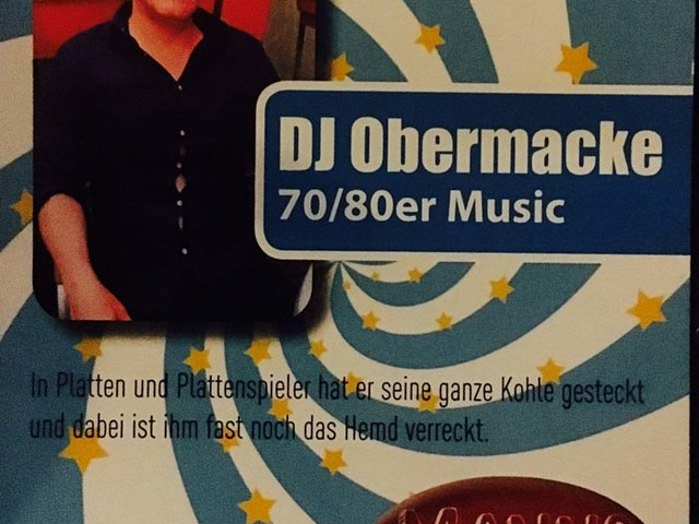 Obermacke!