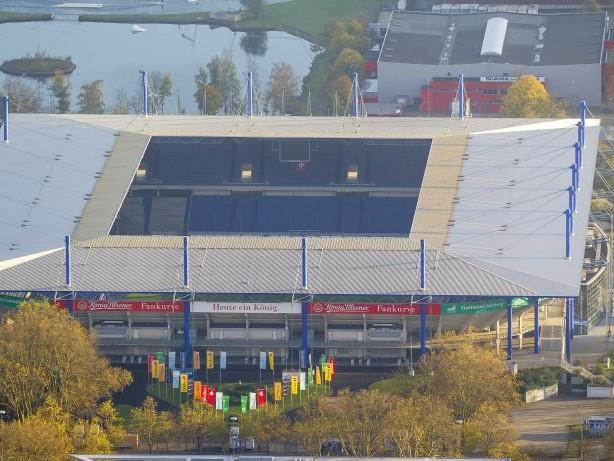 MSV-Arena: Dach defekt! Das Bauamt sperrt die Duisburger Arena