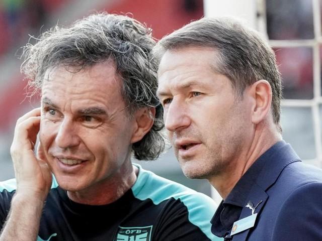 """ÖFB-Athletiktrainer: """"Du musst keinen mehr in den Fitnessraum hineinprügeln"""""""