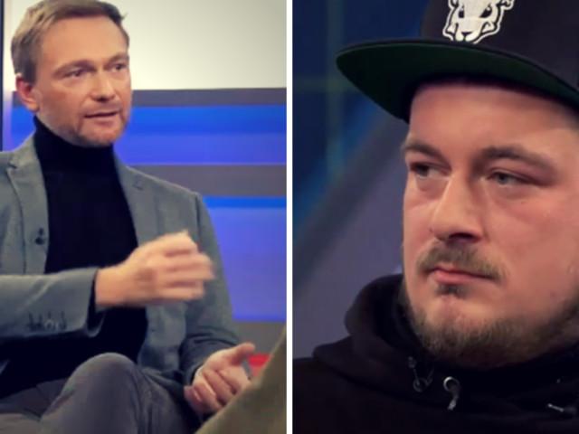 """Lindner redet sich im Hartz-IV-Talk bei """"Maischberger"""" um Kopf und Kragen"""