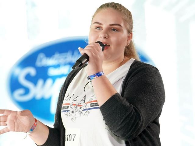 DSDS: Hat Estefania Wollny das Zeug zum Superstar?