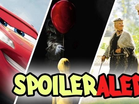 Spoiler Alert #51 | Die schrecklichsten Monster der Filmgeschichte | Podcast